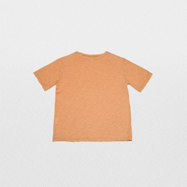 T-shirt Life's a Peach | T-shirts & Tops | One of Us | [product_tag] - Fair Bazaar Ethical Living