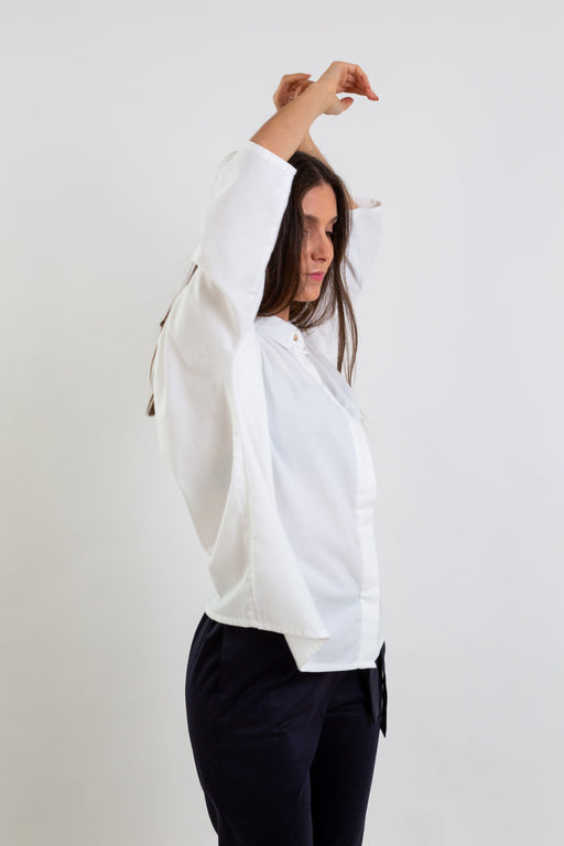 Organic Cotton Kimono Shirt | Tops | Näz | [product_tag] - Fair Bazaar Ethical Living