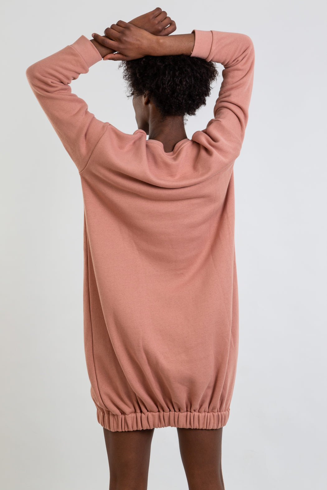 Organic Cotton Elastic Dress | Dresses & Jumpsuits | Näz | [product_tag] - Fair Bazaar Ethical Living