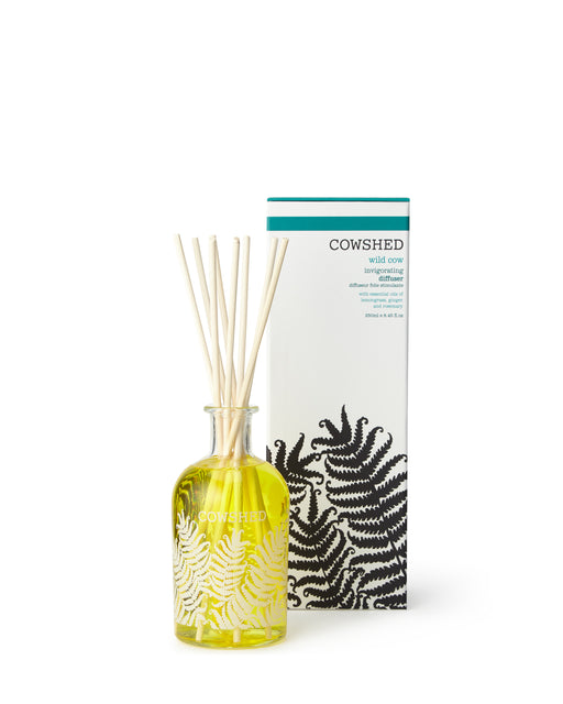 Invigorating Diffuser | Wild Cow | Home | Cowshed | [product_tag] - Fair Bazaar Ethical Living