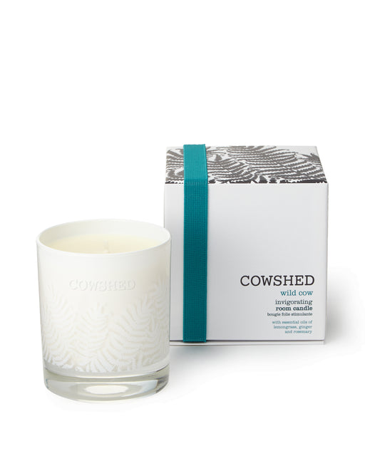 Invigorating Candle | Wild Cow | Home | Cowshed | [product_tag] - Fair Bazaar Ethical Living