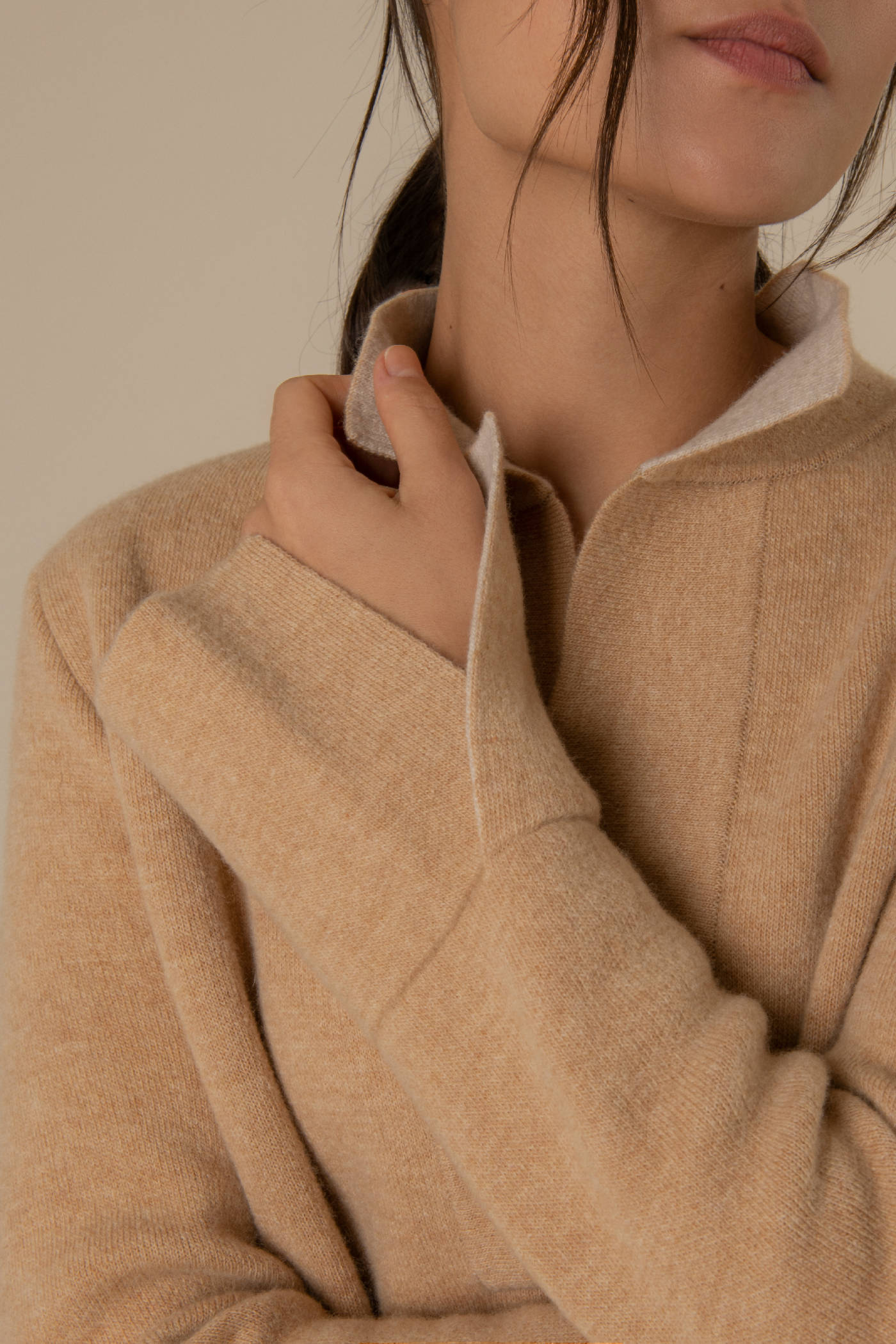 Alex Superfine Wool Sweater