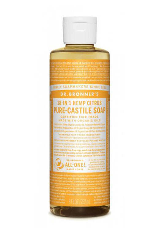 Pure Castille Soap 240 ml