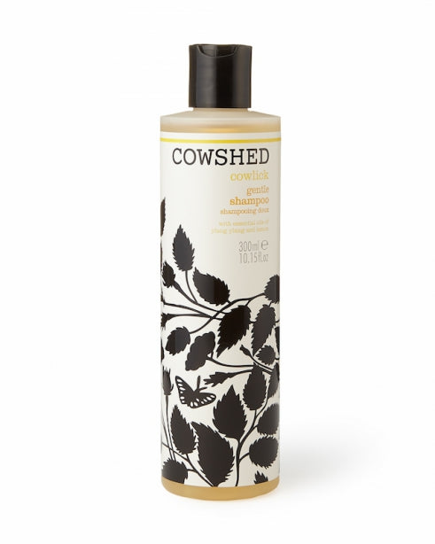 Gentle Shampoo | Cowlick | Beauty | Cowshed | [product_tag] - Fair Bazaar Ethical Living