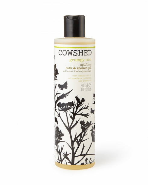 Uplifting Shower Gel | Grumpy Cow | Beauty | Cowshed | [product_tag] - Fair Bazaar Ethical Living
