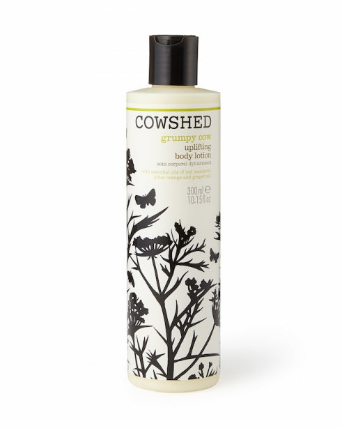 Uplifting Body Lotion | Grumpy Cow | Beauty | Cowshed | [product_tag] - Fair Bazaar Ethical Living