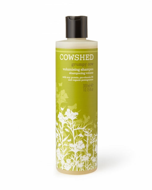 Volumising Shampoo | Grumpy Cow | Beauty | Cowshed | [product_tag] - Fair Bazaar Ethical Living