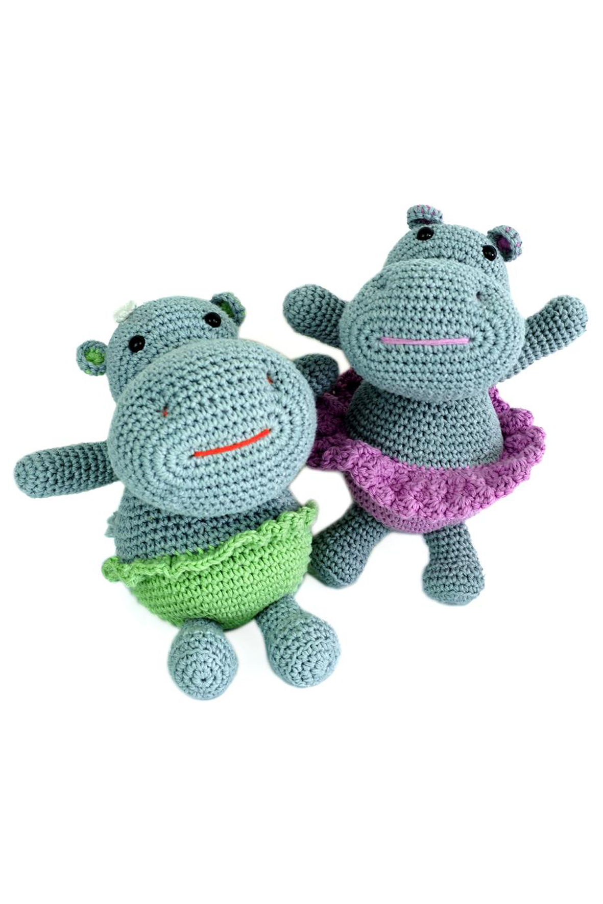 Hippo Twins | Toys | Arunny | [product_tag] - Fair Bazaar Ethical Living