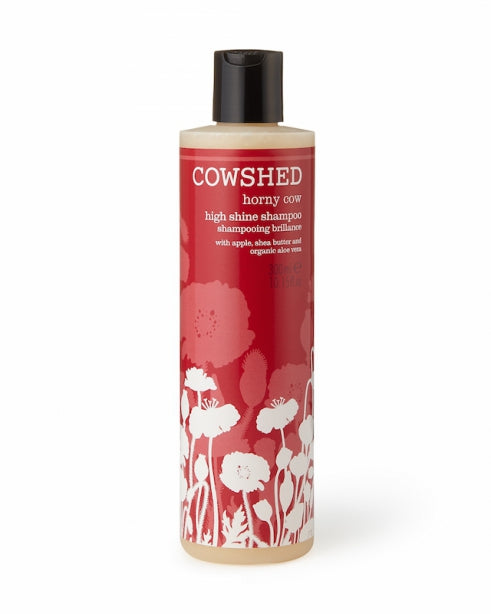 High Shine Shampoo | Horny Cow | Beauty | Cowshed | [product_tag] - Fair Bazaar Ethical Living