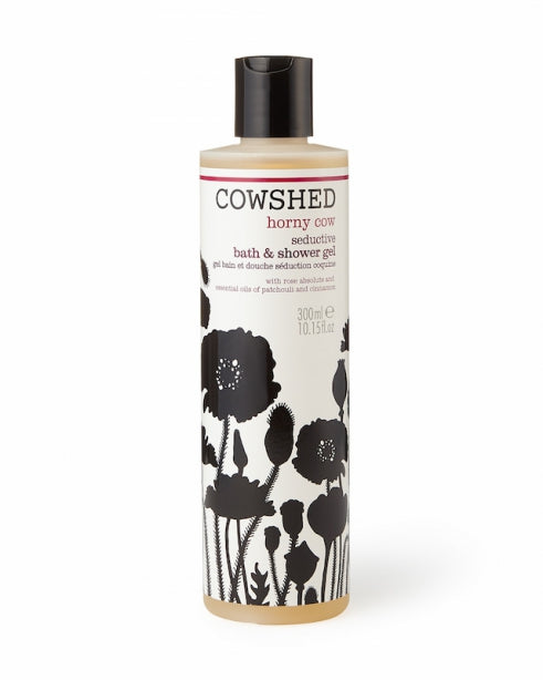 Seductive Shower Gel | Horny Cow | Beauty | Cowshed | [product_tag] - Fair Bazaar Ethical Living