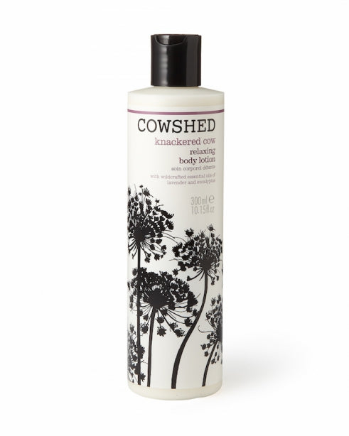 Relaxing Body Lotion | Knackered Cow