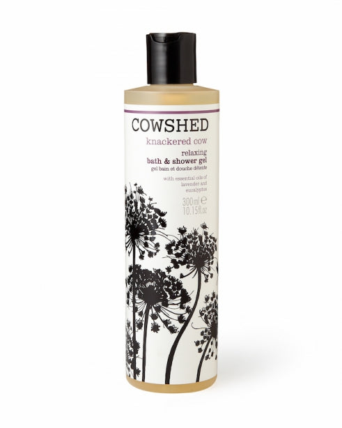 Relaxing Shower Gel | Knackered Cow