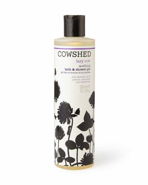 Soothing Shower Gel | Lazy Cow | Beauty | Cowshed | [product_tag] - Fair Bazaar Ethical Living