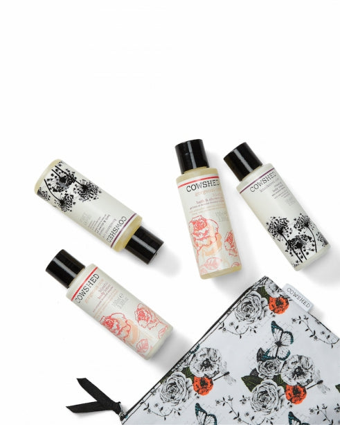 The Fab Four Set | Beauty | Cowshed | [product_tag] - Fair Bazaar Ethical Living