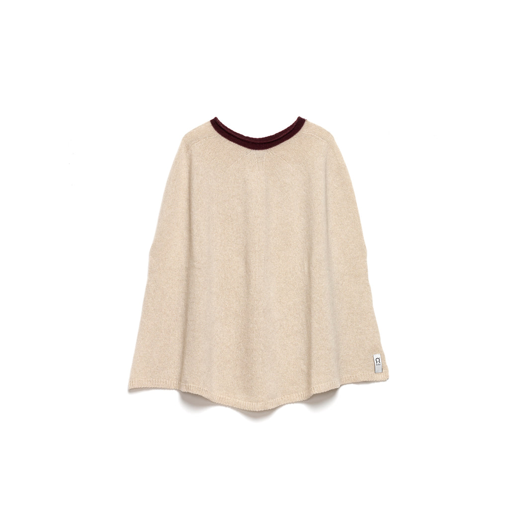 Poncho Sophia | Tops | Rifò Lab | [product_tag] - Fair Bazaar Ethical Living