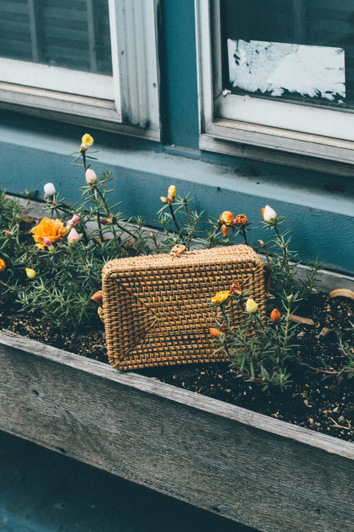 Tiny Rattan Bag | Accessories | Above Studio | [product_tag] - Fair Bazaar Ethical Living