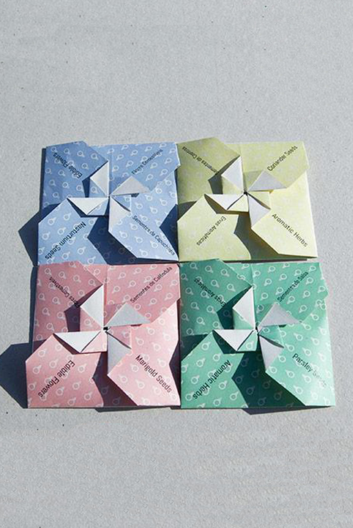 Origami Seeds | Home | Reuse Imagination | [product_tag] - Fair Bazaar Ethical Living