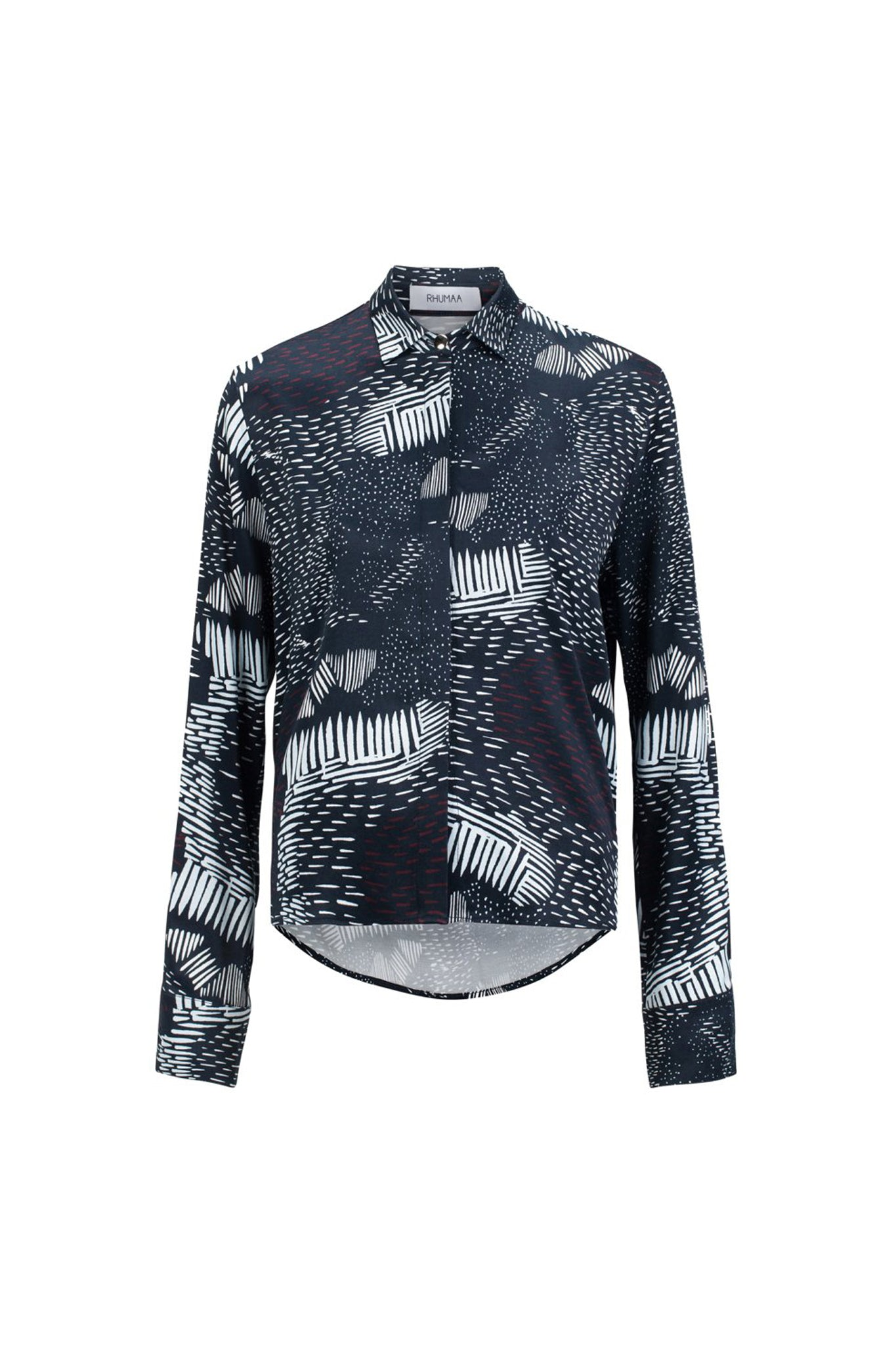 Truth Evening Printed Shirt
