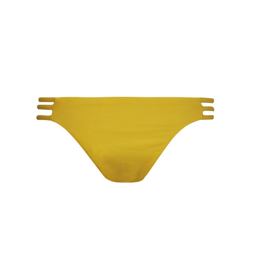 Thrill Bikini Bottom in Honey