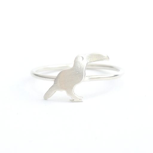 Toucan Ring | Accessories | Tundra | [product_tag] - Fair Bazaar Ethical Living