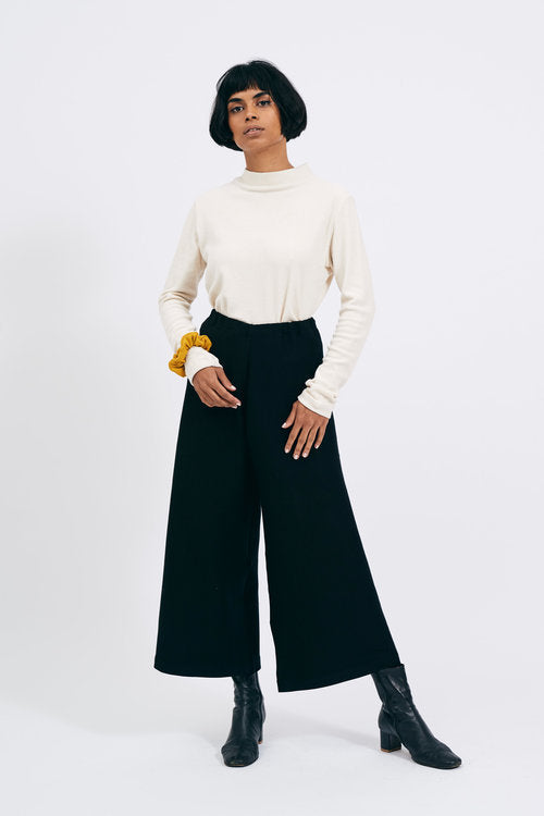 Waido Pants | Black | Bottoms | Shio | [product_tag] - Fair Bazaar Ethical Living