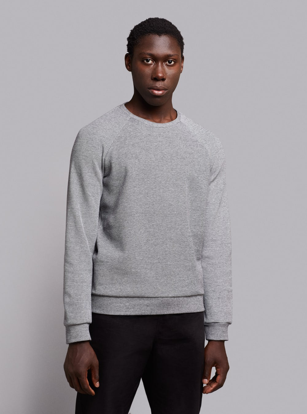 Deconstructed Sweatshirt