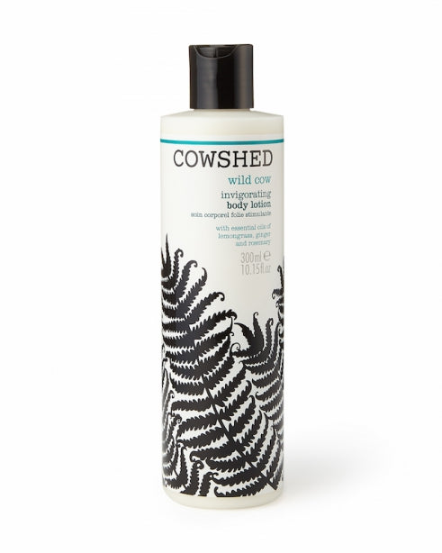 Invigorating Body Lotion | Wild Cow | Beauty | Cowshed | [product_tag] - Fair Bazaar Ethical Living