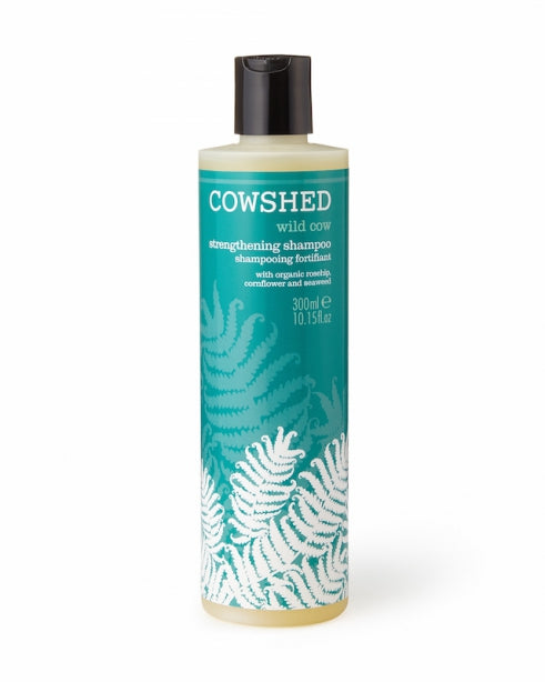 Strengthening Shampoo | Wild Cow | Beauty | Cowshed | [product_tag] - Fair Bazaar Ethical Living
