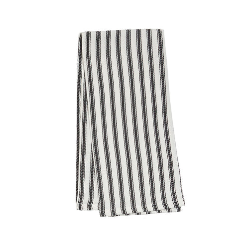 Ticking Stripe Towel