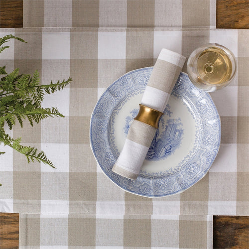 Franklin Sandstone Table Runner