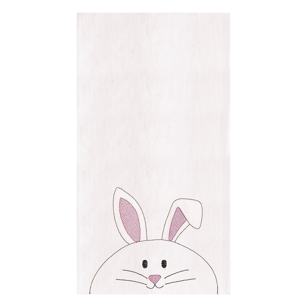 Bunny Face Towel