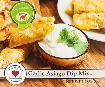 Garlic Asiago Dip