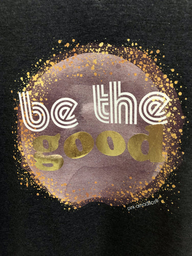 Be the Good V-Neck Tee