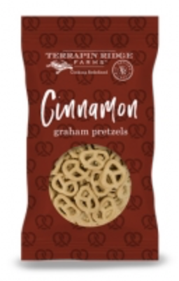 **NEW** Cinnamon Graham Pretzel