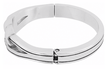Brighton Interlok Hinged Bangle Bracelet