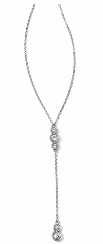 Brighton Infinity Sparkle Y Necklace