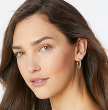 Brighton Twinkle Splendor Small Hoop Earrings