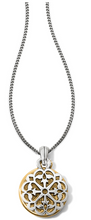 Brighton Ferrara Two Tone Reversible Long Necklace