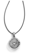 Brighton Spin Master Convertible Locket Necklace