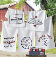 Barbeque Dishtowels