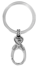 Brighton Heart Charm Key Fob