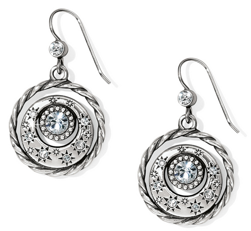 Brighton Halo Swing French Wire Earrings