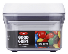 OXO POP Rectangle Container (0.5qt)