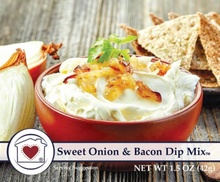 Sweet Onion Bacon Dip Mix