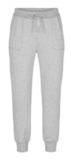 Grey Pull-On Lounge Pants (Grey Mix)