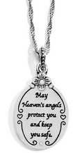 Brighton Guardian Angel Petite Necklace