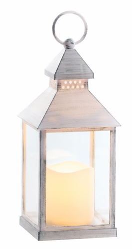 Lantern Candle with Pillar Candle
