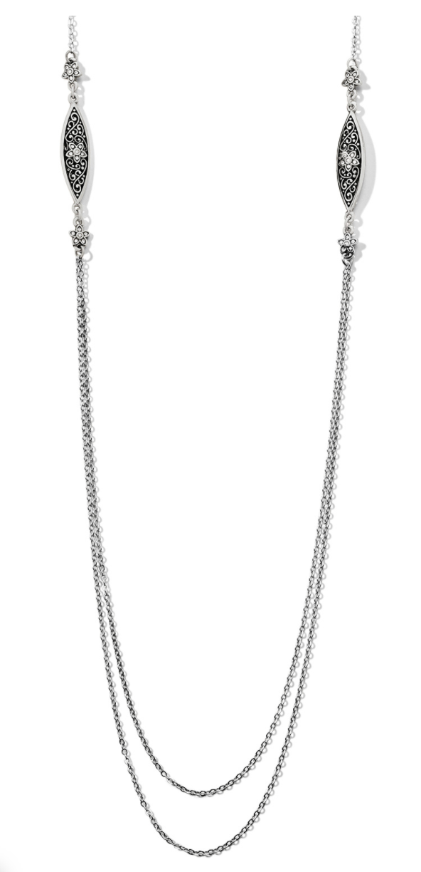 Baroness Fiori Long Necklace