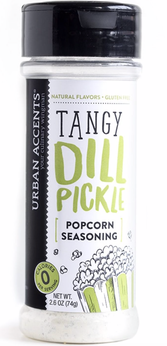 Urban Accents Tangy Dill Pickle Popcorn Seasoning
