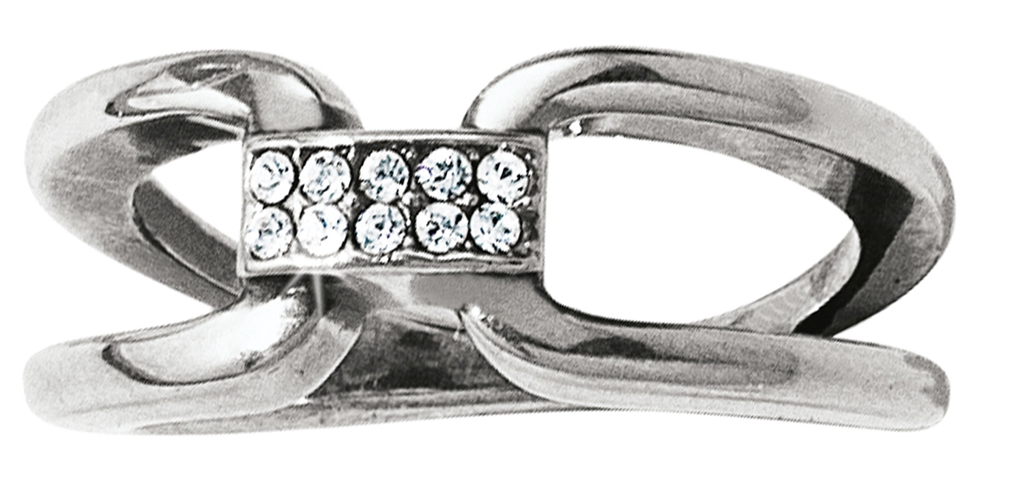 Brighton Meridian Swing Duet Ring